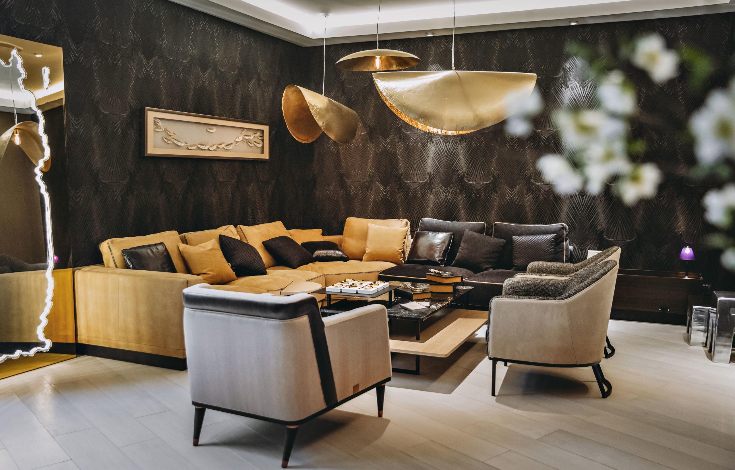 Furniture Exhibit CIpriani Banner