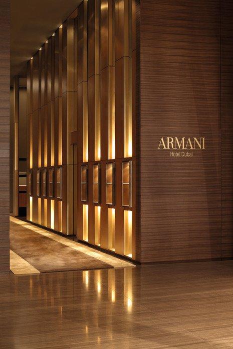 Armani Hotel – Burj Khalifa