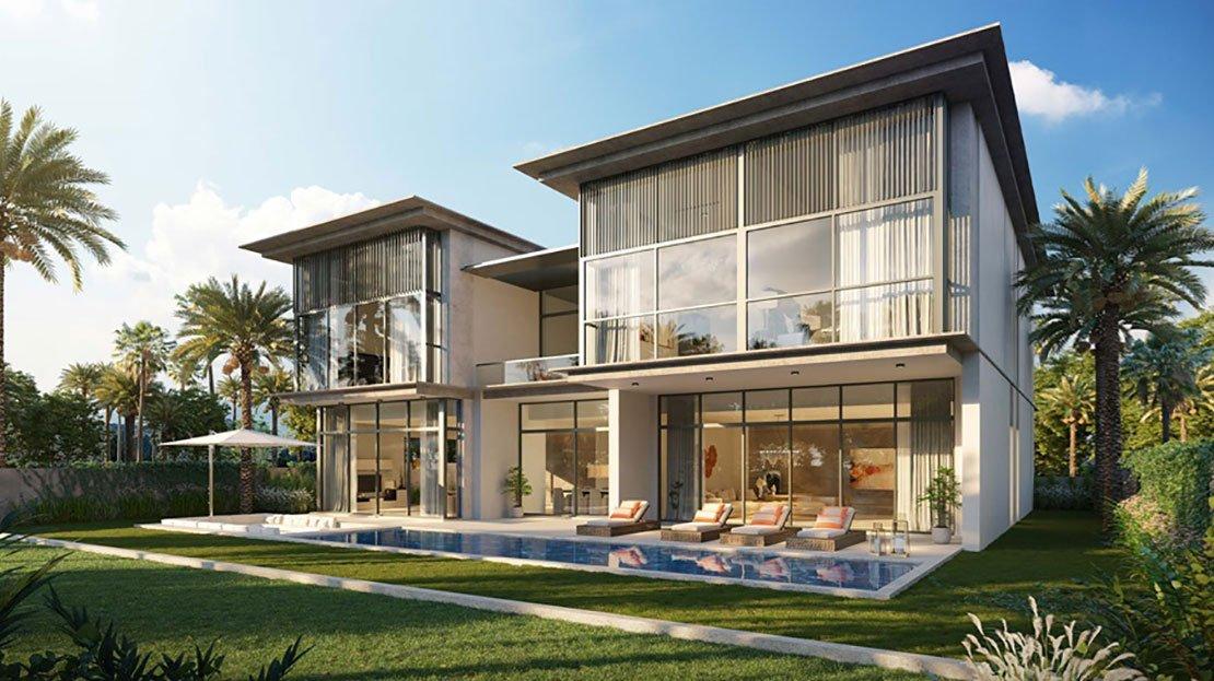 Golf Place Villa – Dubai Hills
