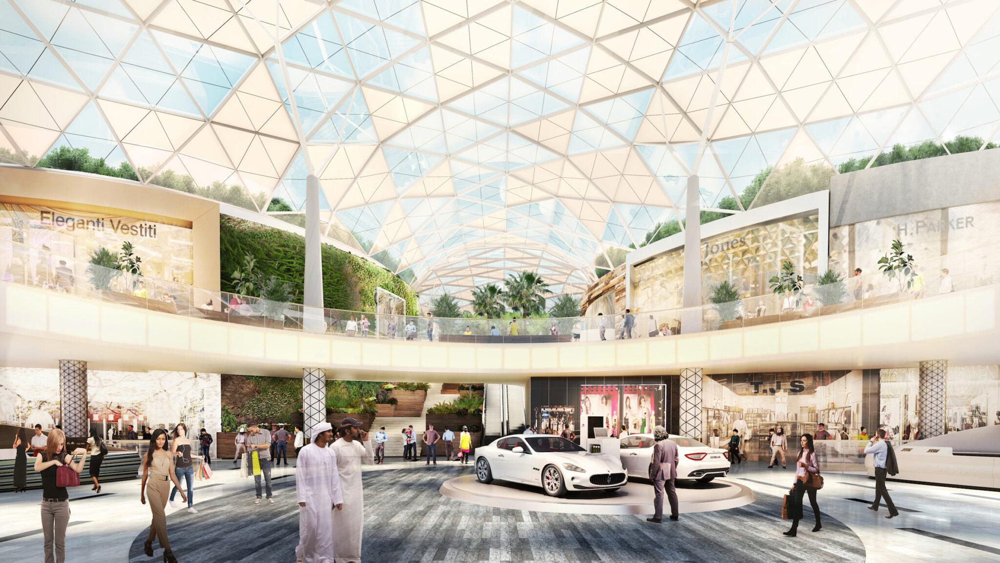 Khalifa City Mall